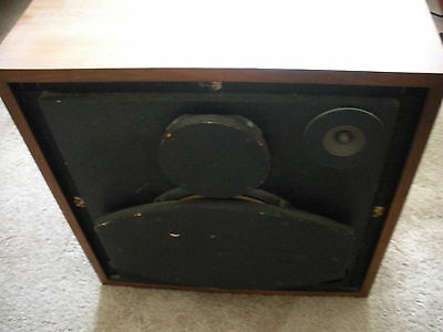 "Vintage JBL "" AQUARIUS I "" Speakers (Made in USA.)"
