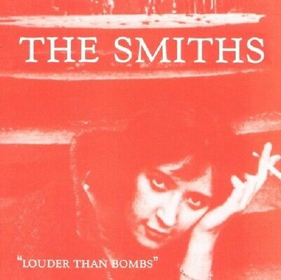 The Smiths Louder Than Bombs CD NEW Panic/Ask/Heaven Knows I'm Miserable Now+