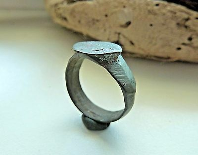 Old bronze ring  (438).