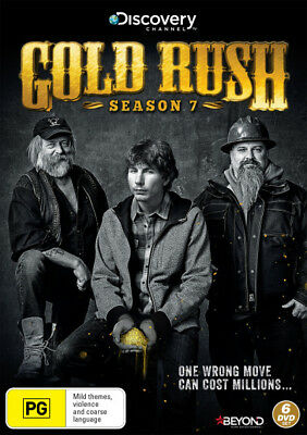 gold rush season 46 dvd discovery channel 1632814