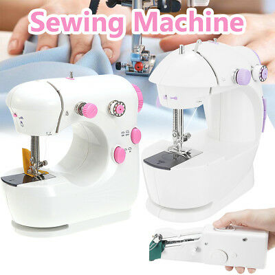 Multifunction Portable Mini Smart Electric Handheld Household Sewing Machine