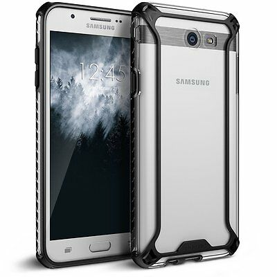 Poetic For Galaxy J7 Sky Pro/Perx/ V/J7 2017 Rugged Case [Affinity] TPU Cover BK