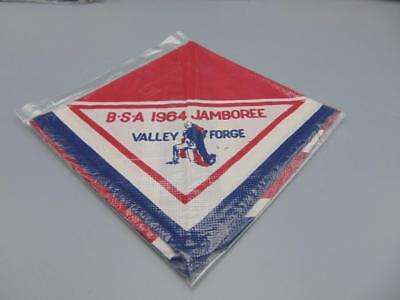 Boy Scouts of America BSA 1964 National Jamboree Valley Forge Neckerchief