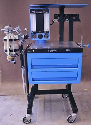 North American Drager Narkomed Anesthesia Machine System Isoflurane Vaporizer 2