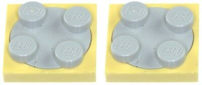 Missing Lego Brick 766c01 OldGray Electric Plug Double /& Wire Assembly 72cm Long