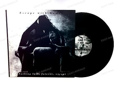 Escape With Romeo - Nothing Lasts Forever, Except GER Maxi 1990 /3