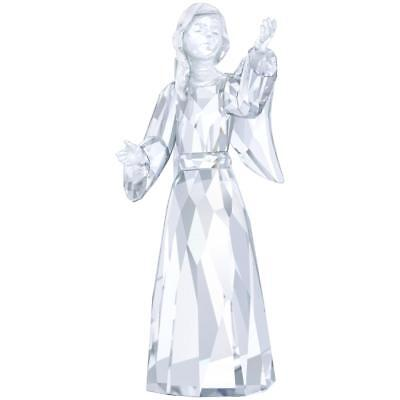 Swarovski Crystal Christmas Figurine ANGEL CELESTE, Clear -5218783 New