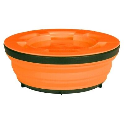 Sea To Summit X-Seal & Go Collapsible Food Container - Orange - LG