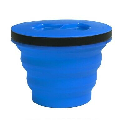 Sea To Summit X-Seal & Go Collapsible Food Container - Royal Blue - MD
