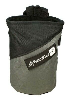 Metolius Competition Chalk Bag - Grey