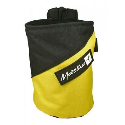 Metolius Competition Chalk Bag - Yellow