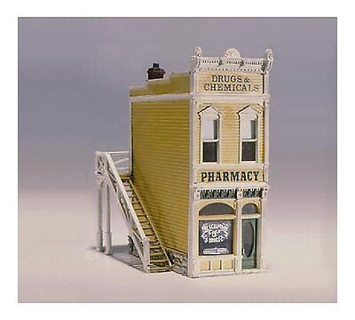 Woodland Scenics / Scenic Details HO Scale - #221 Pharmacy D221