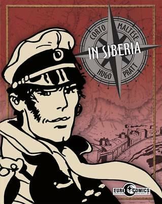 CORTO MALTESE: IN SIBERIA TPB Hugo Pratt IDW Euro Comics Strips Graphic Novel TP