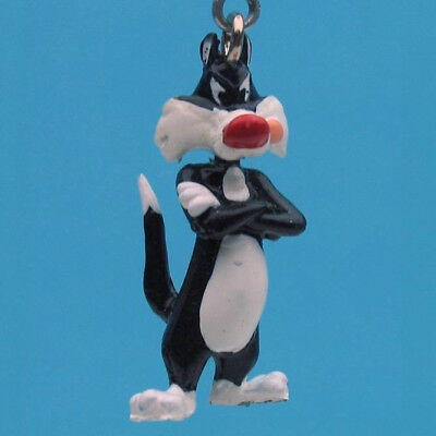 SYLVESTER Dangling DANGLER SUCTION CUP MOUNT LOONEY TUNES WARNER BROTHERS 9676