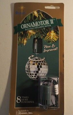 Roman Ornamotor II Rotating Ornament Motor MOC