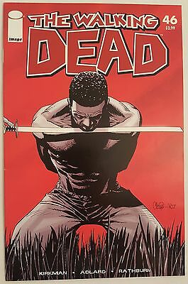 The Walking Dead #46 ~Image~Skybound~Comic~Death of Tyreese~