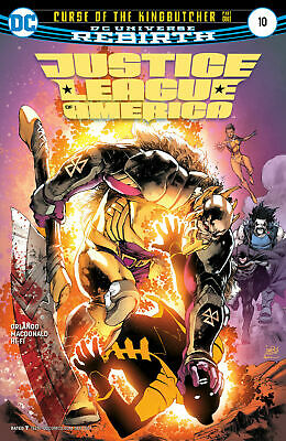 Justice League Of America #10 (Dc 2017 1St Print) Comic