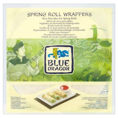 Blue Dragon Spring Roll Wrappers 134g | Multibuy Options available