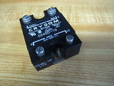 Crydom D2450 Solid State Relay