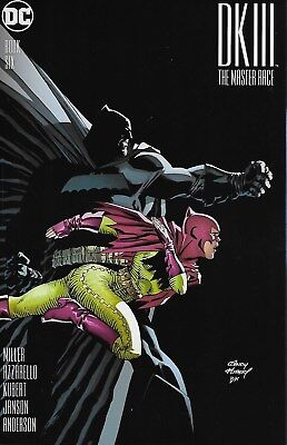 DK III The Master Race No.6 / 2016 Frank Miller Brian Azzarello & Andy Kubert