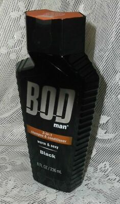 cdc14b55d33f BLACK BOD MAN YOU PICK 6 oz Spray~2 in 1 Shampoo~Body Wash or Shave Gel