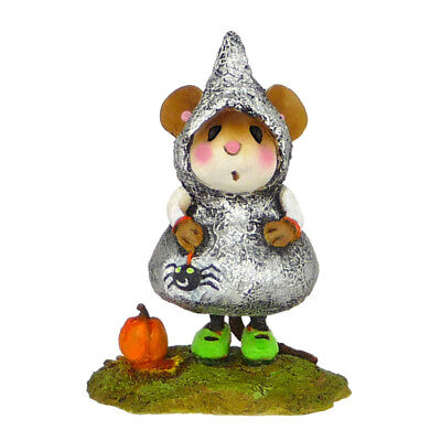 SWEET TREATER by Wee Forest Folk, WFF# M-465, Retired Silver Color