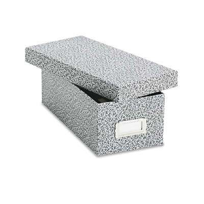 Oxford Reinforced Board Card File, Lift-Off Cover, Holds 1,200 3 078787405882