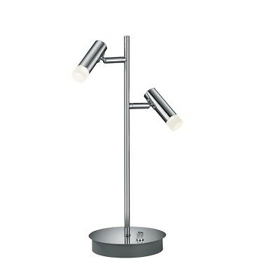 vidaxl led stehlampe lese leuchte deckenfluter spot stand. Black Bedroom Furniture Sets. Home Design Ideas
