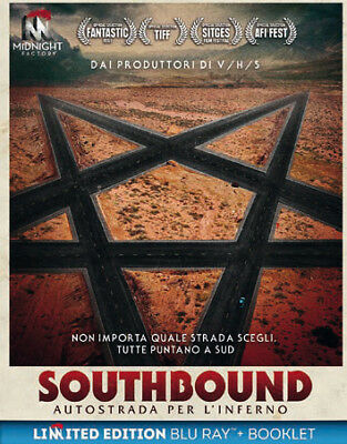 Southbound - Autostrada Per L'inferno  Blu-Ray+Booklet