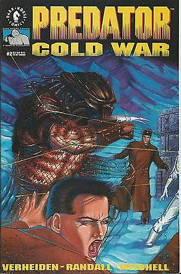 Predator: Cold War #2 (Of 4) (Dark Horse)