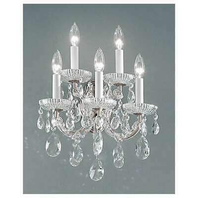 Classic Lighting Wall Sconce - 8125CHSC