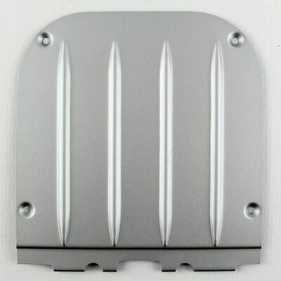 55 56 57 Chevy Station Wagon Tail Gate PAINTABLE Latch Cover Plate Chevrolet