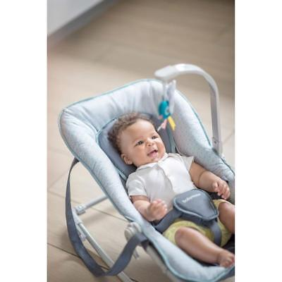 Babymoov Graphic baby-bouncer Blue