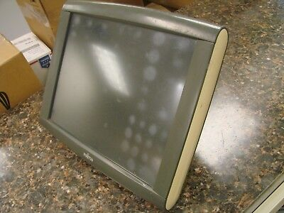 "Fujitsu D15 Touchscreen POS System Monitor TeamPOS 2000 15"" Display"
