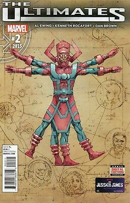 The Ultimates #2 (NM)`16 Ewing/ Rocafort