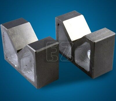 V Block Cast Iron 2x1-1/8x1-5/8x1  V-Block Pair