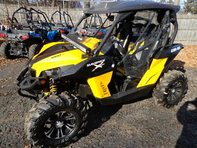Can-Am® Maverick™ 1000R X® mr YELLOW  with 2495 Miles, for sale!