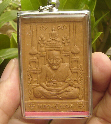 Huge pendant tablet fired clay tablet Lung por Tud Wat Changhai Temple