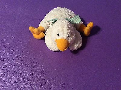 Russ Duck plush named Quackles 8""