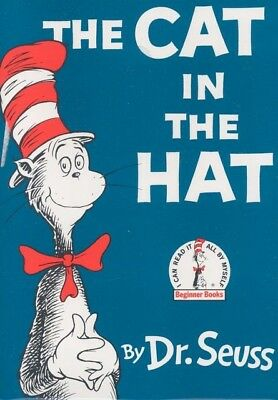 The Cat in the Hat, w. Audio-CD - Dr. Seuss -  9780375834929