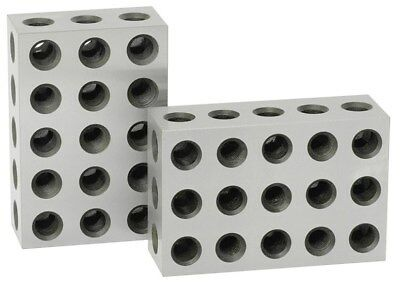 Ultra Precision 246 Block 2-4-6 Blocks 23 Holes .0002