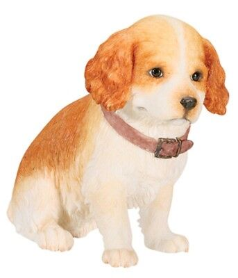 """Cocker Spaniel Puppy Figurine 2.5"""" - New In Box - World Of Dogs N-Free Ship"""