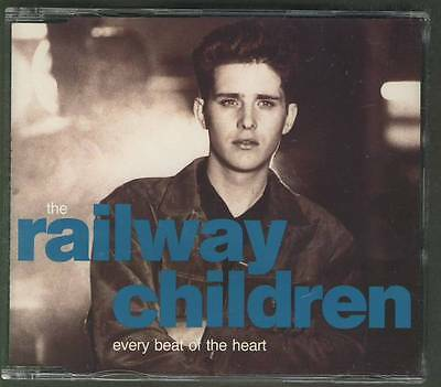 THE RAILWAY CHILDREN Every Beat Of My Heart 4 TRACK 1990 CD SINGLE nimbus master