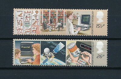 Great Britain  1000-1 MNH, Information Technology,1982