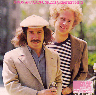 Simon & Garfunkel - Simon and Garfunkel's Greatest Hits  (CD)