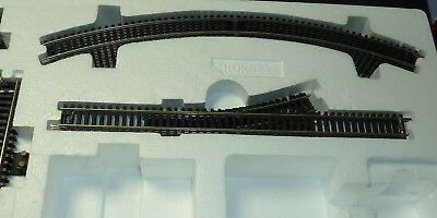 Hornby Oval Of Track , Point Section & Siding -  New (Split From Train Set)