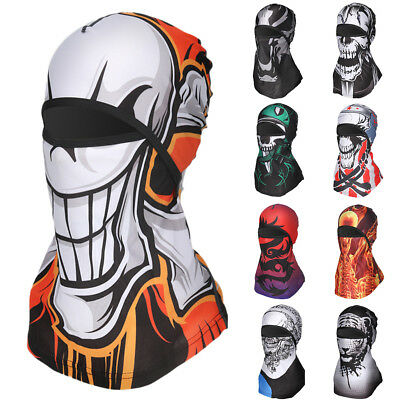 Cool Ski Full Face Mask Cover Hat Cap Motorcycle Thermal Balaclava Winter Fashio
