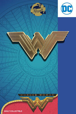 Wonder Woman Logo - exklusiver Sammler Collectors Pin Metall - DC Comics - neu