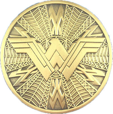 Wonder Woman Shild Logo - exklusiver Sammler Collectors Pin Metall - DC Comics