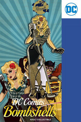 Black Canary Bombshells - exklusiver Sammler Collectors Pin Metall - DC Comics